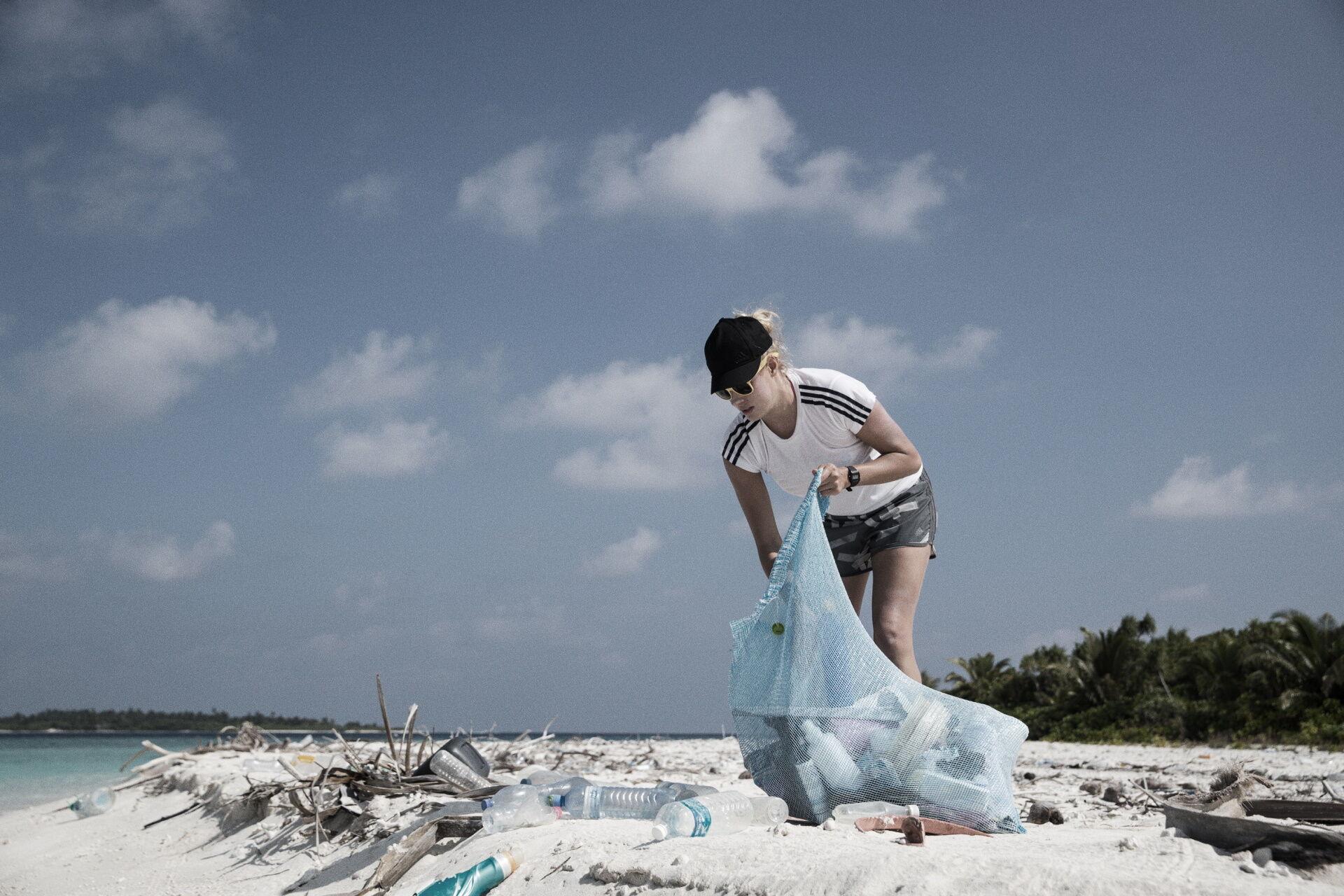 adidas és Parley együttműködés a tengerpartok tisztaságáért