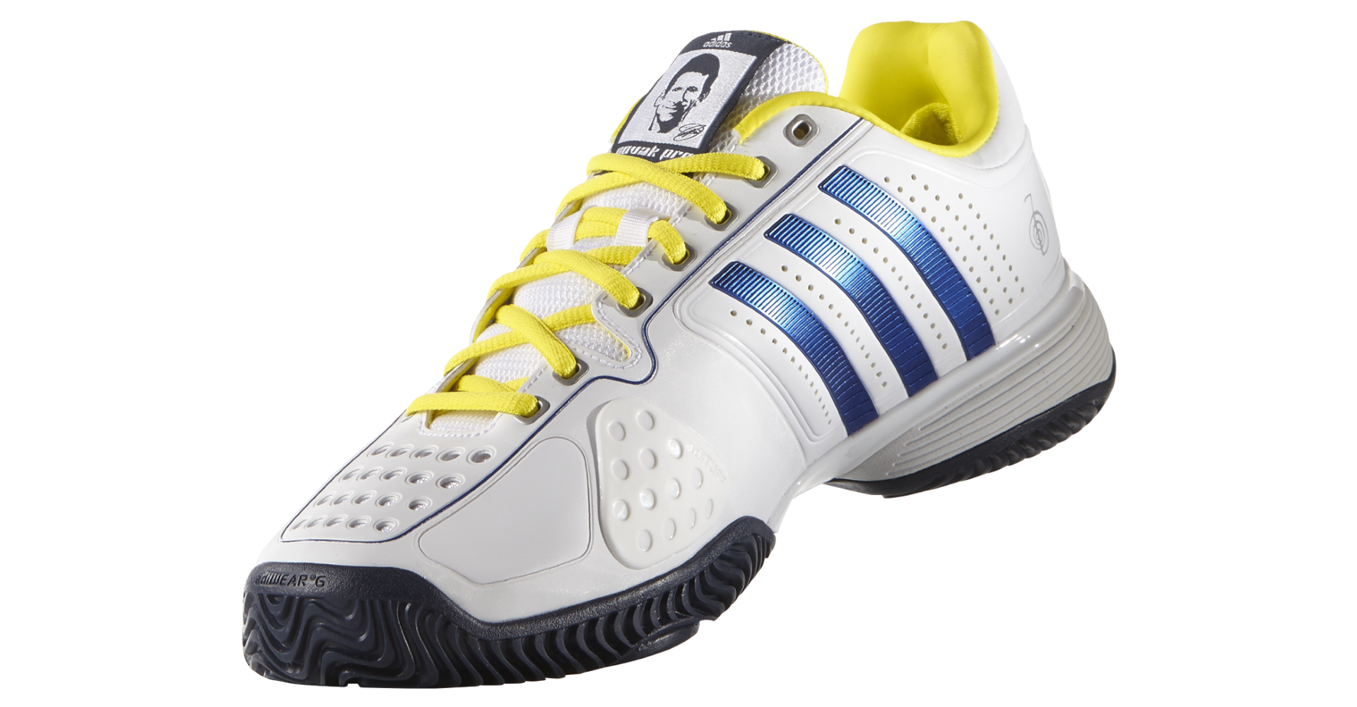 Adidas Barricade Novak Pro teniszcipő