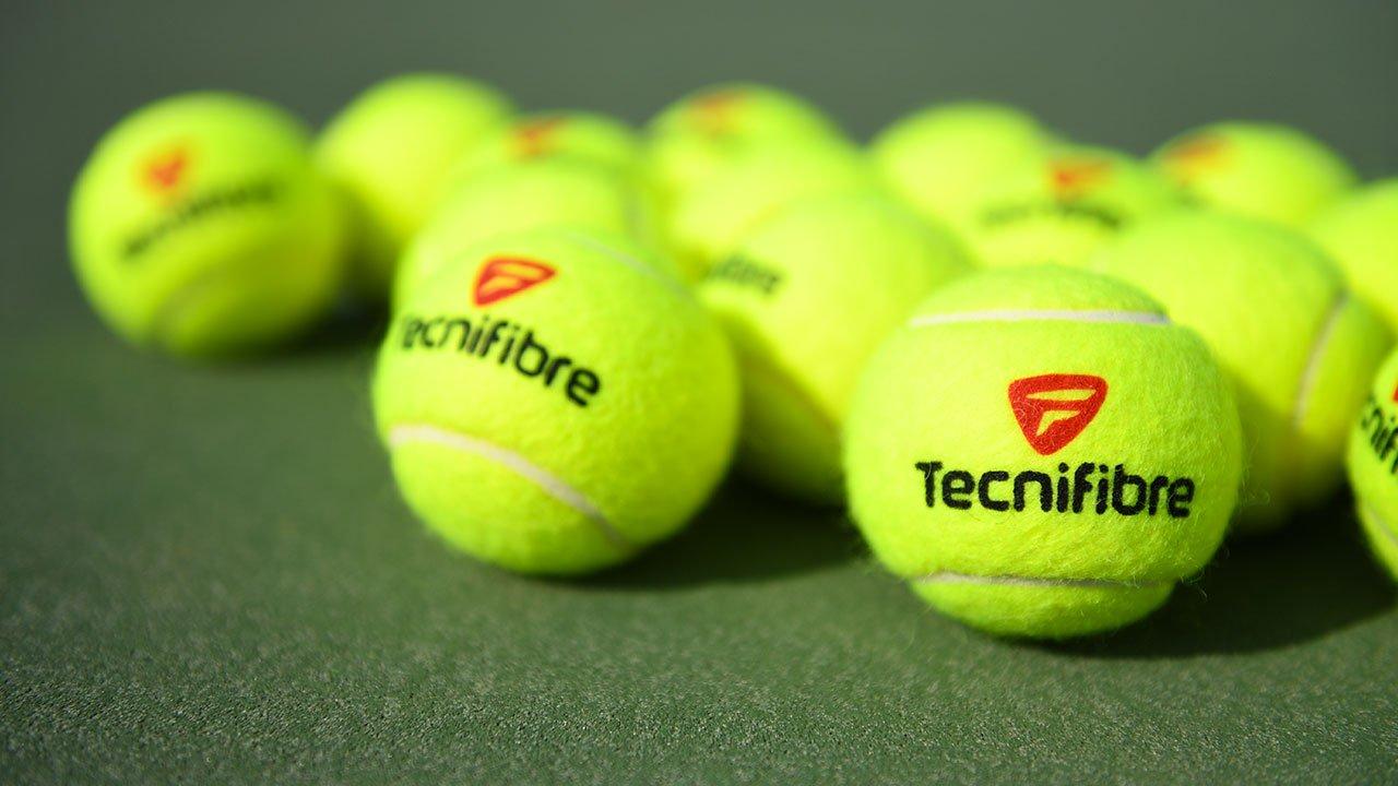Tecnifibre X-One a 2017.évi Davis Kupa döntő hivatalos teniszlabdája
