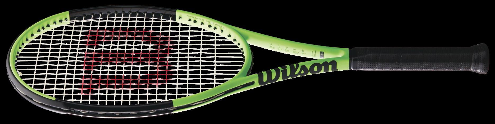 Wilson Blade fordított színű teniszütő