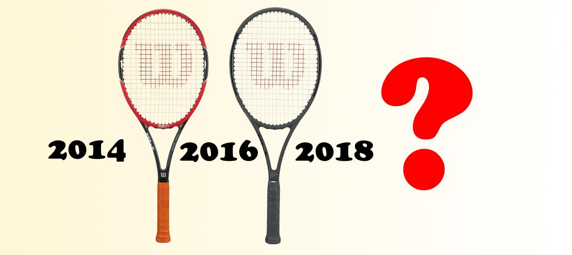 Wilson Pro Staff RF97 2018: milyen lesz az új ütő?