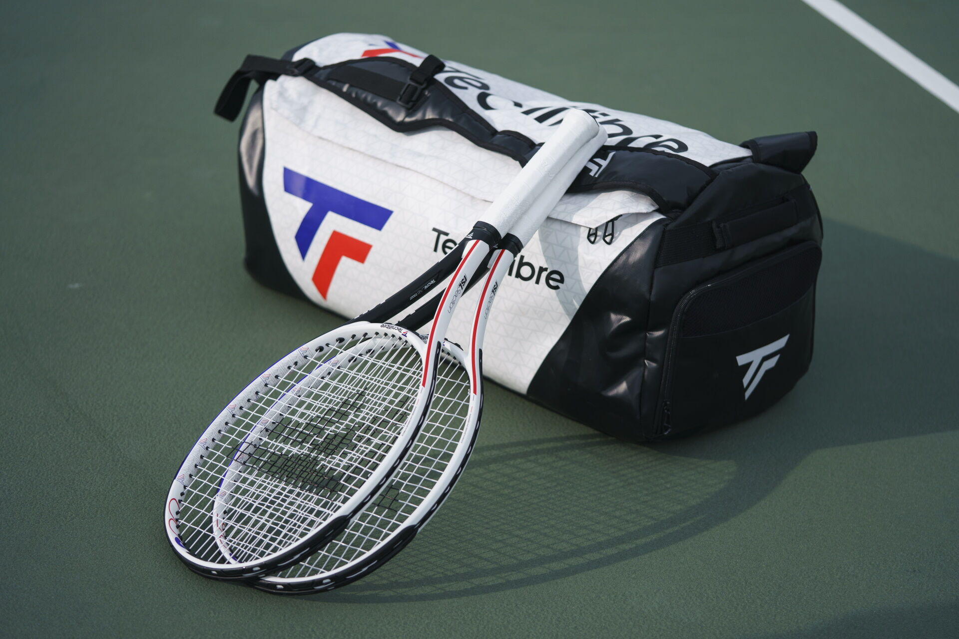 Tecnifibre Tfight RS teniszütő és táska