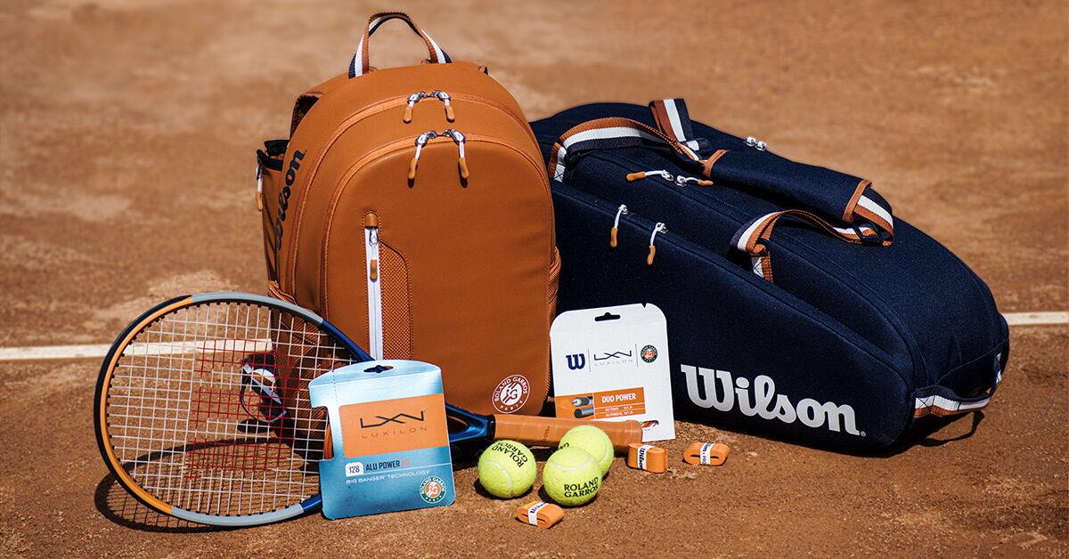 Wilson 2020-tól a Roland Garros hivatalos partnere