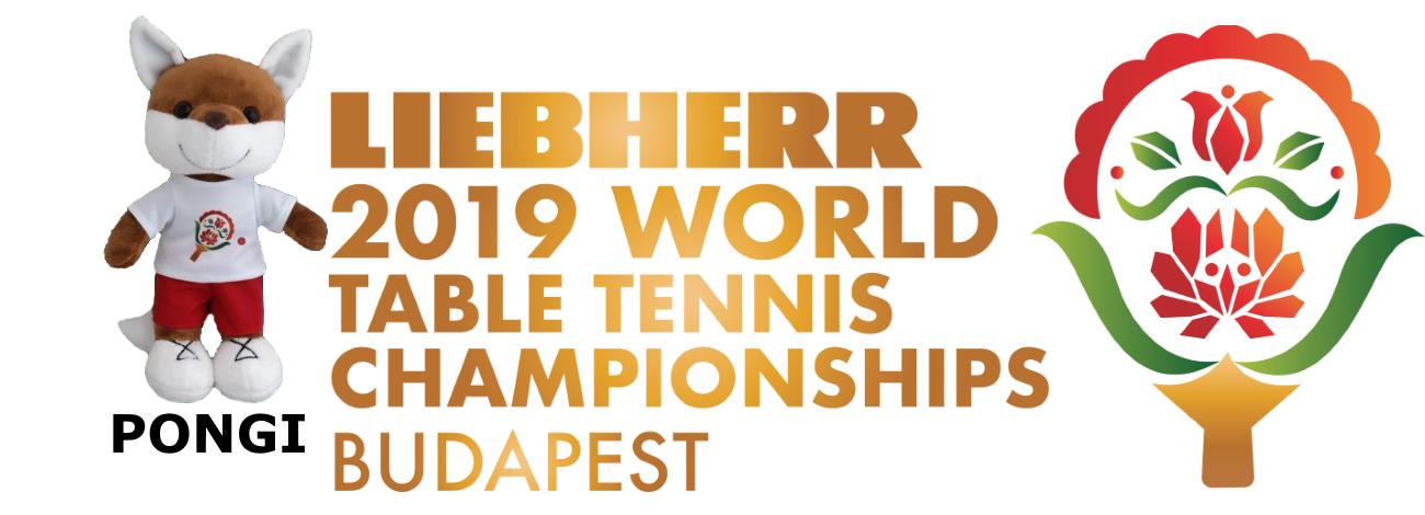 Pongi a budapesti asztalitenisz világbajnokság kabalafigurája
