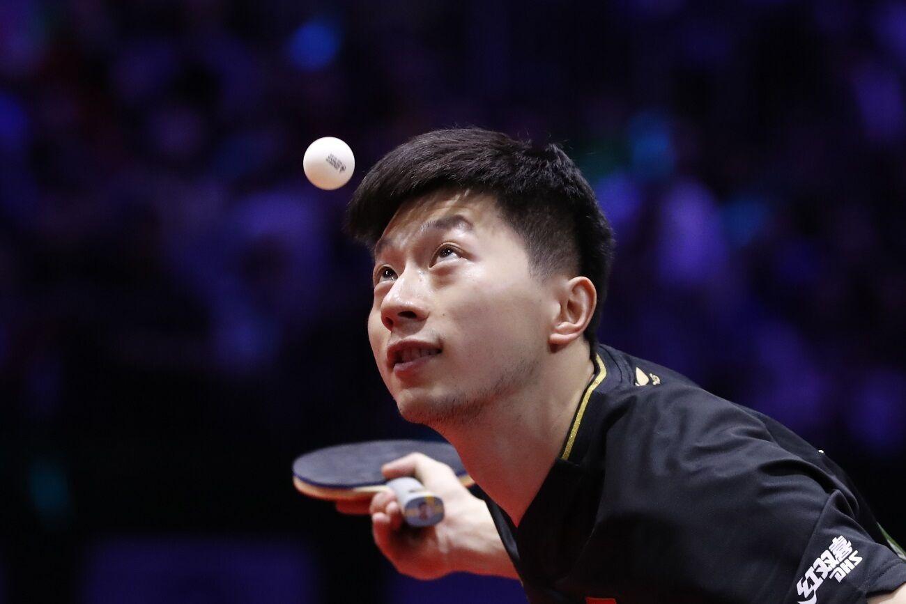 Ma Long 2019-es világbajnok férfi egyesben
