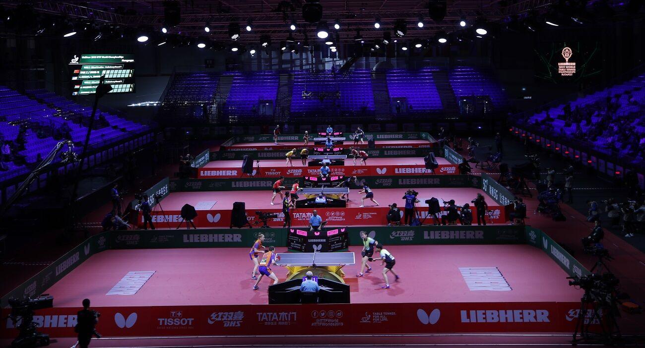 Budapest asztalitenisz világbajnokság helyszíne - 2019