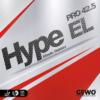 Kép 1/3 - Gewo Hype EL Pro 42.5 asztalitenisz-borítás