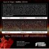 Kép 2/4 - Sauer & Tröger Hellfire hosszúszemcsés asztalitenisz-borítás borítójának hátoldala