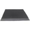 Kép 4/4 - Sauer & Tröger Hellfire fekete hosszúszemcsés asztalitenisz-borítás (OX)