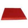 Kép 3/5 - Sauer & Tröger Schmerz hosszúszemcsés asztalitenisz-borítás piros gumilapja (OX)