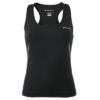 Kép 1/3 - Tecnifibre Lady Active F4 fekete női pólóing