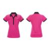 Kép 4/4 - Tecnifibre Lady F3 X-Cool rózsaszín női pólóing