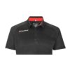 Kép 2/2 - Tecnifibre F3 Ventstripe fekete férfi pólóing