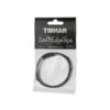 Kép 1/2 - Tibhar Soft Edge Tape fekete fejvédőszalag (9 mm x 0,44 m)