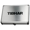 Kép 1/2 - Tibhar Alum Cube Exclusive négyzetes alu ütőtok - ezüst