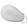 Kép 1/2 - Tibhar Carbon ütőtok - ezüst