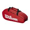 Kép 2/2 - Wilson Tour 2 Comp 9PK Small piros ütőtáska