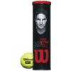 Kép 1/3 - Wilson RF Legacy teniszlabda (4 db/tubus)