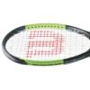 Kép 2/3 - Wilson Blade Team 99 Lite teniszütő fejének oldalnézeti képe