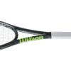 Kép 3/3 - Wilson Blade Team 99 Lite teniszütő nyakának oldalnézeti képe