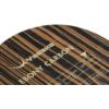 Kép 3/4 - Yasaka Ebony Carbon asztalitenisz-ütőfa részlete