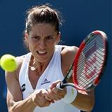 Wilson top teniszezőnője: Andrea Petkovic