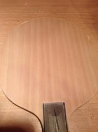 Komplett pingpongütő felújítása 3