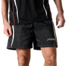 Stiga Energy fekete-ezüst rövidnadrág
