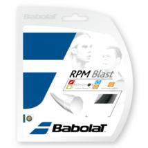 Babolat RPM Blast fekete 12m teniszhúr
