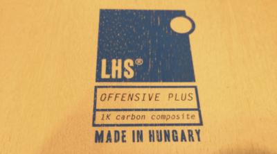 LHS 3P1K asztalitenisz ütőfa fedlap