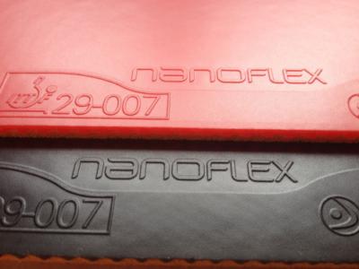 Gewo nanoFlex FT 48 asztalitenisz-borítás 1 pár
