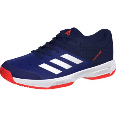 adidas Court Stabil junior teniszcipő (sötétkék)