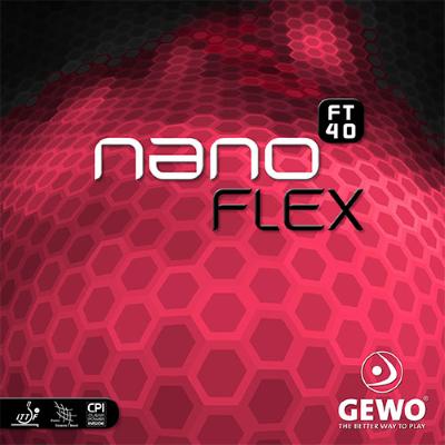 Gewo nanoFLEX FT 40 asztalitenisz-borítás