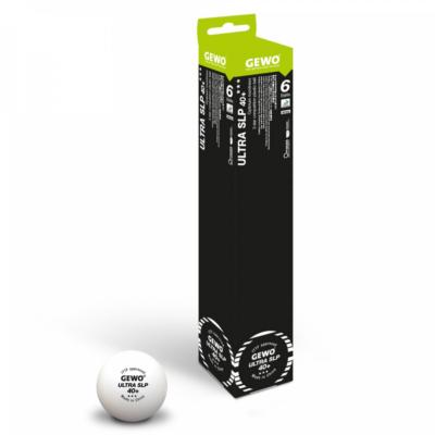 Gewo Ultra SLP 3-Star 40+ pingponglabda (6db/doboz)