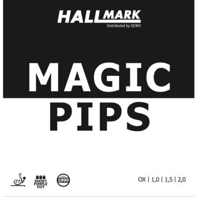 Hallmark Magic Pips asztalitenisz-borítás