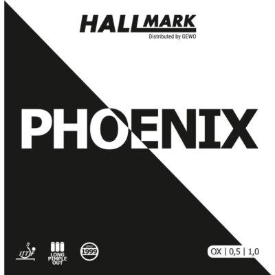 Hallmark Phoenix asztalitenisz-borítás
