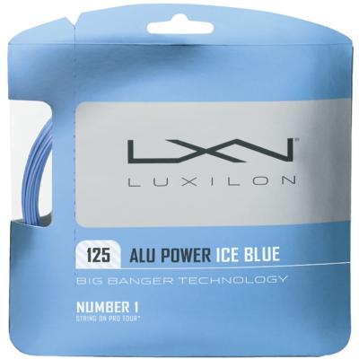 Luxilon Alu Power 1,25 12m (jégkék) teniszhúr