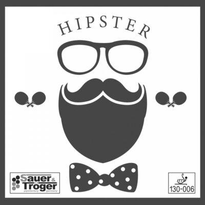 Sauer & Tröger Hipster rövidszemcsés asztalitenisz-borítás borítója