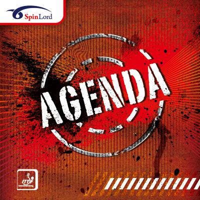 Spinlord Agenda asztalitenisz-borítás