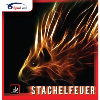 Spinlord Stachelfeuer asztalitenisz-borítás