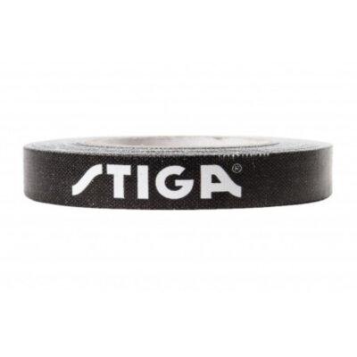 Stiga fejvédőszalag fekete színben (9 mm x 5 m)