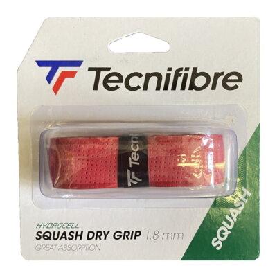 Tecnifibre Squash Dry piros alapgrip