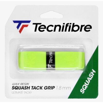 Tecnifibre Squash Tack lime zöld alapgrip