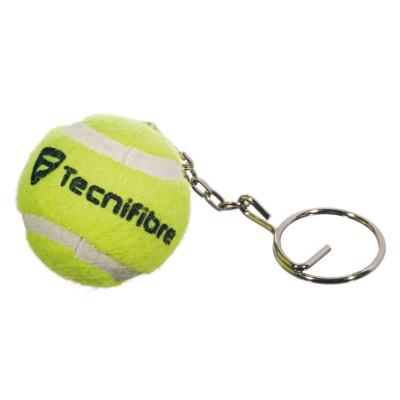 Tecnifibre teniszlabda kulcstartó