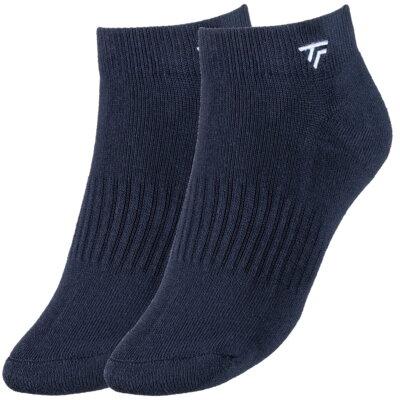 Tecnifibre női zokni sötétkék - 2 pár