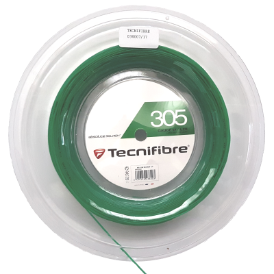 Tecnifibre 305 zöld 110m squash húr
