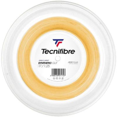 Tecnifibre Synthetic Gut 200m sárga teniszhúr