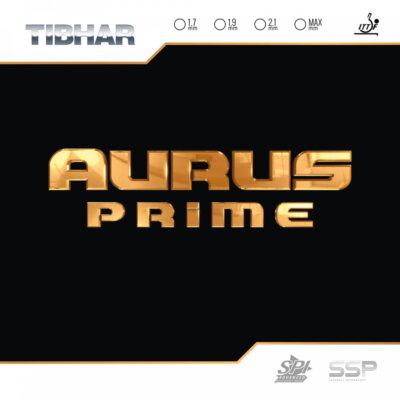Tibhar Aurus Prime asztalitenisz-borítás