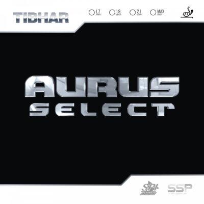Tibhar Aurus Select asztalitenisz-borítás