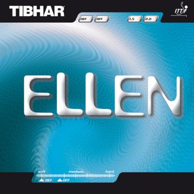 Tibhar Ellen OFF asztalitenisz-borítás